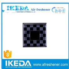 New style paper air freshener for car air fresheners for cars clip on vent
