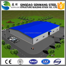 2015 new design steel structure building prefabrication warehouse workshop living house drawing