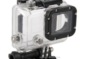 4 Waterproof Shell Sport Camera Accessories 45M Underwater Diving Go pro Protective Case Free DHL