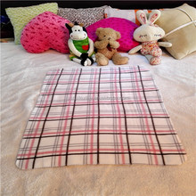 China supplier 100% polyester soft and cozy blanket throw for baby