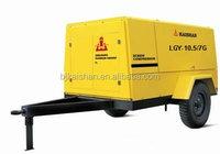 Big atlas copco electric screw portable motor industrial air compressor