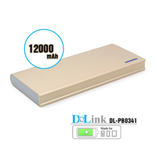 Power Bank Thin 12000mAh Portable Charger Power Bank Mobile Phone Backup Powers