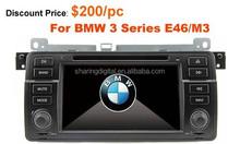 744GD car navigation For BMW 3 Series