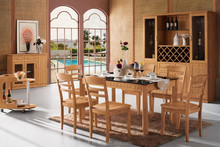 Factory Wholesale Price Teak Indoor Dining Room Chairs
