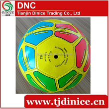 Machine Stitched 2014 brazil world cup soccer ball