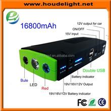 5v 12v 19v car jump starter power all portable power bank and car jump starter
