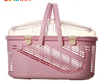 lovely pet airline carrier pet cage dog box