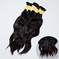 Asian indian 100% virgin long natural hair china sex virgin indian grey hair naturally curly