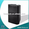 DJ system active PA speaker 12 inch PA speaker