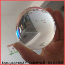 Clear Transparent Arylic Sphere 1inch, 2 inch, 3 inch, 4 inch