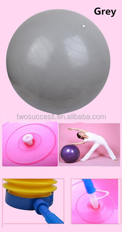 Professional yoga ball for fitness