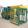 price concrete block machine ,QTJ4-25 cement brick machine