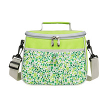 Customized insulated lunch bag waterproof cooler tote bag