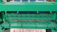 roof design aluminum&zinc double layer roll forming machine