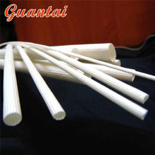 General and Specific Insulation Tube Silicon Fiberglass Sleeve Producer