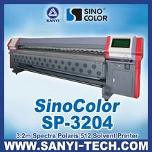 Spectra Polaris PQ512 Head Sinocolor SP-3204 Large Format Printer