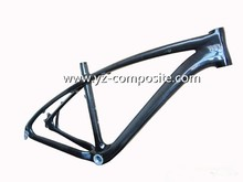 China OEM full carbon bicycle frame