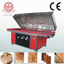 New style ! mdf board laminating machine for door or furniture making