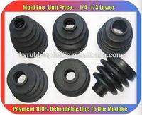 Auto Rubber CV Boots / Automotive Rubber Bellows Manufacturer / Rubber Bellow Dust Cover