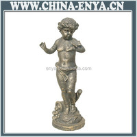 Factory direct sales All kinds of cast iron angel wholesale price