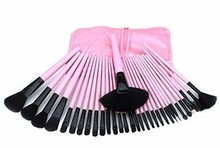 32pcs Synthetic Hair Professional Makeup Brush Set Kits