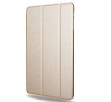 Tablet Case For iPad Mini Flip Leather Stand Case Cover Three Folded Cases