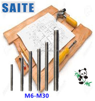 HeBei Saite Fasteners ,Threaded Rod DIN 975 , grad 4.8, Grade 8.8 M6 to M30
