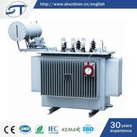 Wenzhou Factory 3 Phase Hermetically Seal Power Transformer Transformers Mva Kva Kv Oil Immersed