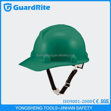 GuardRite brand abs/hdpe/pp american 6-point safety helmet