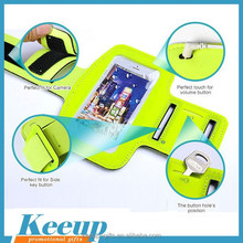 New Fashion Neoprene Mobile Phone Protector Waterproof Sport Armband Case For Iphone 4 4s