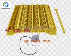 Double-Power Supply 42 egg mini incubator suitable for goose,duck and so on