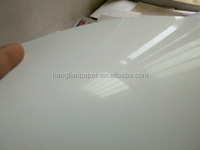 Cast coated paper 80gsm-300gsm