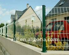 Professional pvc coated metal outdoor dog fence/portable dog fence/large dog fences