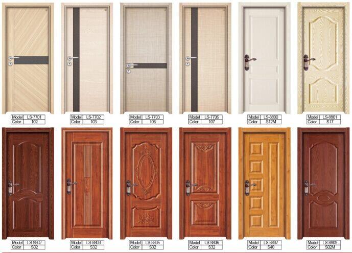 Pvc Toilet Door Design Kerala Door Designs Melamine Door View Pvc Toilet Door Design Longshu