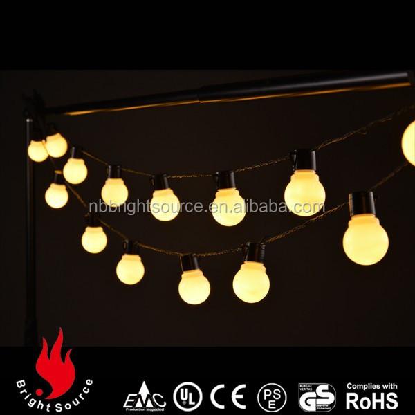 Ball String Christmas Lights : 2015 Outdoor Led Christmas Ball String Light - Buy String Light,Christmas String Light,Led Ball ...