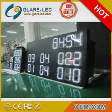 electronic custom outdoor LED cricket digital scoreboard for sale