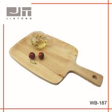 oak wooden bread board cutting board