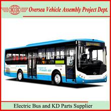 electric mini bus 14 seater cheap high quality