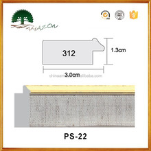 ECO-friendly polystyrene PS decoration moulding line/ picture photo mirror frames