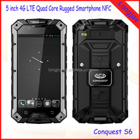 Best Outdoor Rugged Android Dual Sim IP68 Smartphone 5.0 Inch HD Screen Quad Core 2GB RAM 16GB ROM Dual WiFi Mobile Phones