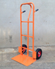 Rubber Wheel Moving Hand Trolley, Pull Cart, Hand Truck HT2402