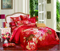 china export quilts new fashion design wedding bedding set