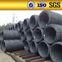 Hot Rolled Steel Wire Rod in coils from Gold Supplier Alibaba