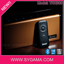 2015 top 10 IBomb long battery life stereo subwoofer 10 Watt bluetooth speaker for home