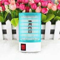 SH-1001-5,Multi-Function Rechargeable Electric Mosquito killer with LED light