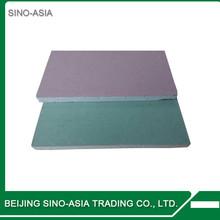 gypsum board standard size fireproof board gypsum plasterboard