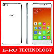 IPRO Super Thin Smartphone Android 5.0 Mobile Phone Screen 5.0 inch 3G Quad Core Dual SIM Celulars OEM Android Phone Cell Phone