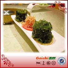 2015 wholesale frozen wakame salt seaweed salad