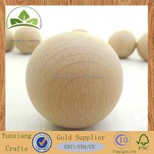 wooden balls , big untreated wooden balls natural , popular wooden balls