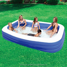 Childrens Family Large Kiddie Inflatable Play Pool